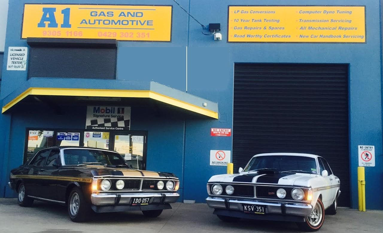 A1 GAS & AUTOMOTIVE